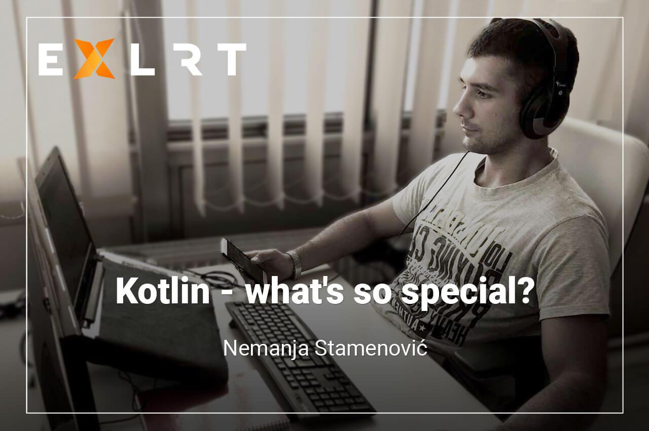 Kotlin - what's so special?