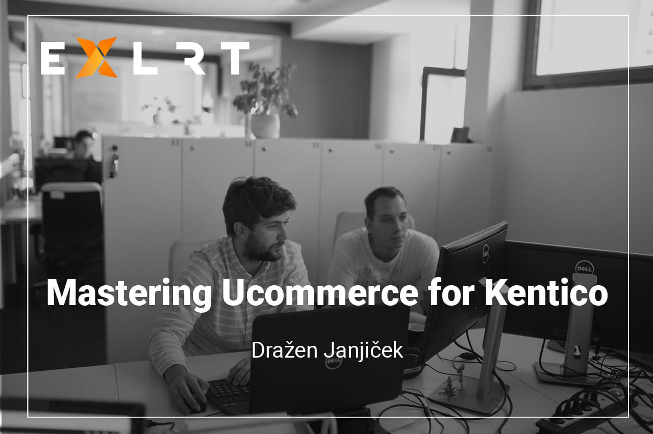 Mastering Ucommerce for Kentico