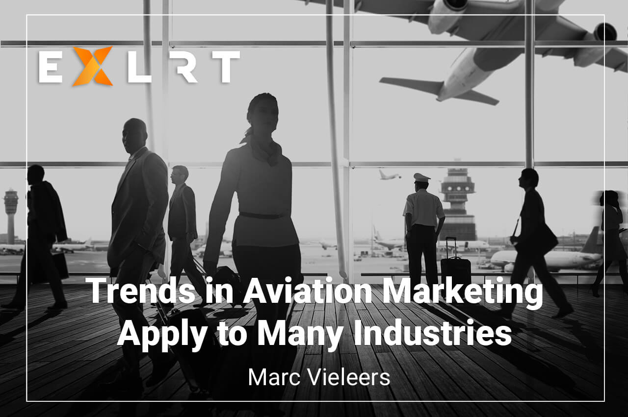 Trends in Aviation Marketing Apply to Many Industries