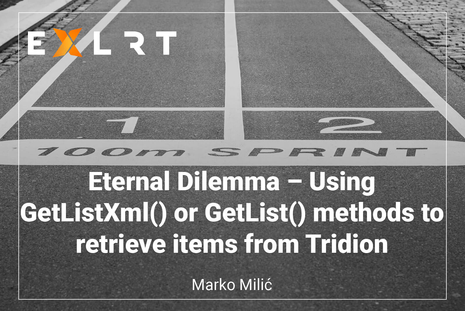 Eternal Dilemma – Using GetListXml() or GetList() methods to retrieve items from Tridion