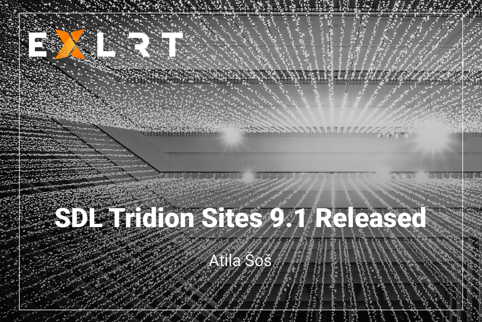 SDL Tridion Sites 9.1 Released